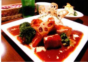 トロトロ豚バラトマト煮込み¥1000(通常価格)