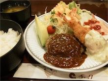 珈琲・レストラン チェック ☆人気NO.1 チェック定食!